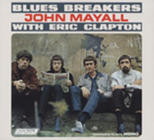 Bluesbrakers With Eric Clapton