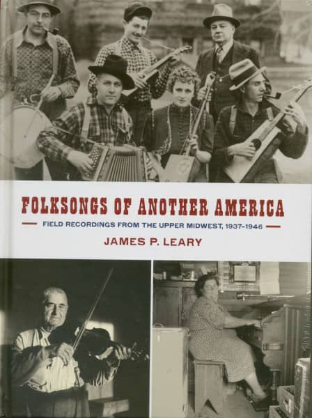 Folksongs of Another America (5-CD - 1-DVD)