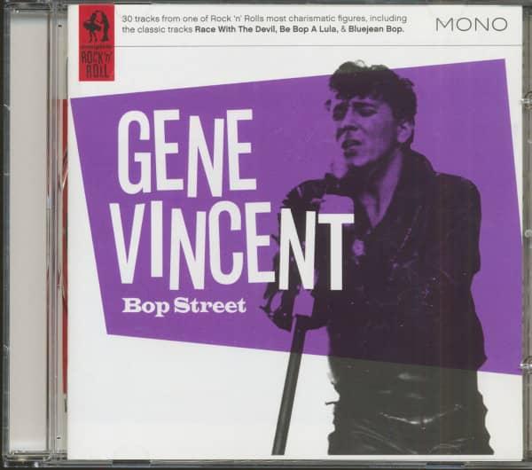 Bop Street (CD)