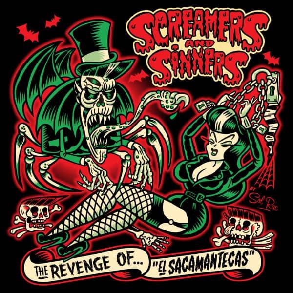 The Revenge Of 'El Sacamantecas' (CD)