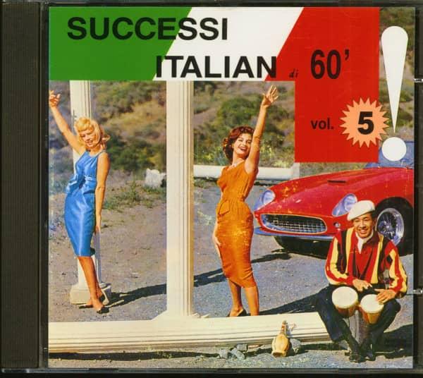 Successi Italian Di '60 Vol.5 (CD)