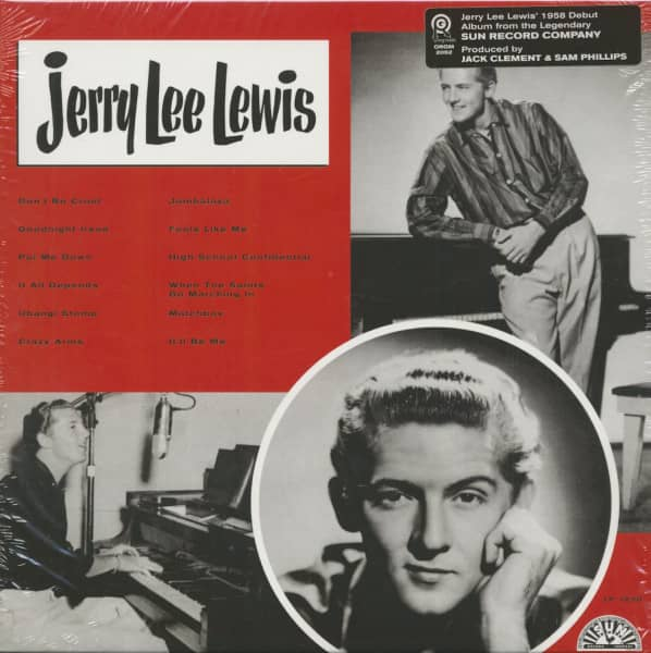 Jerry Lee Lewis (LP)