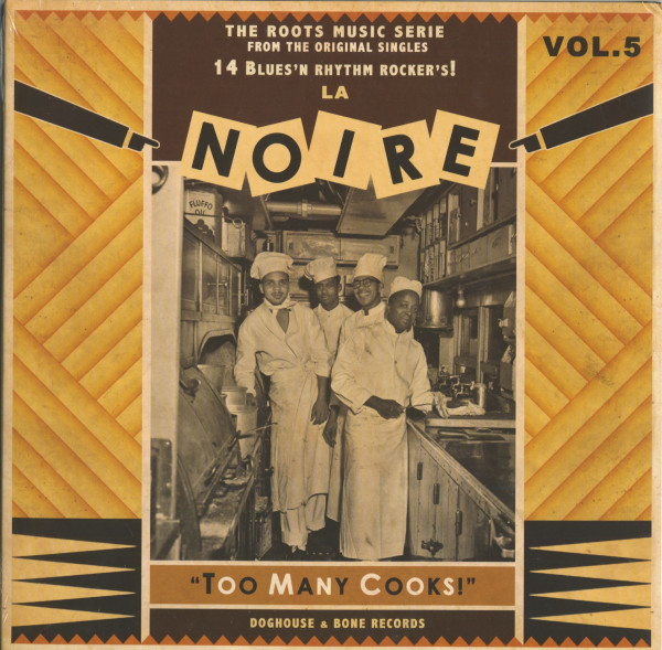 La Noire, Vol.5 - Too Many Cooks