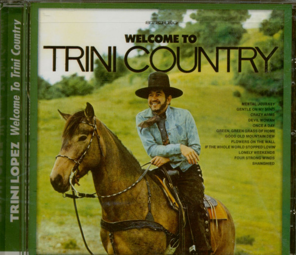 Welcome To Trini Country (CD)