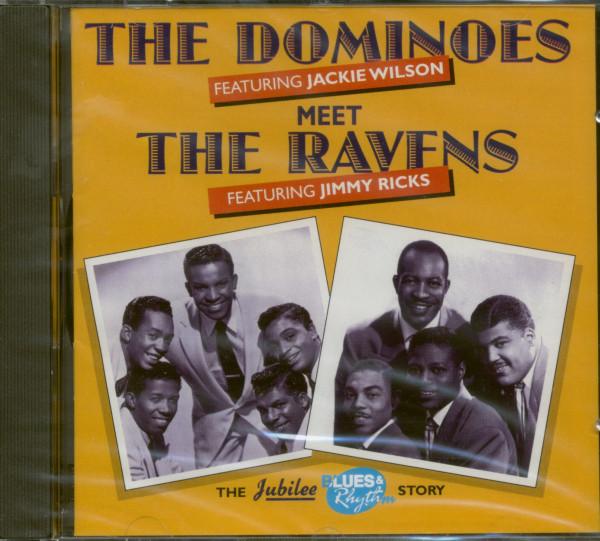The Dominoes Meet The Ravens