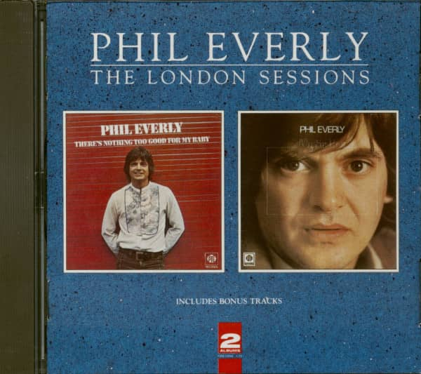 The London Sessions (CD)