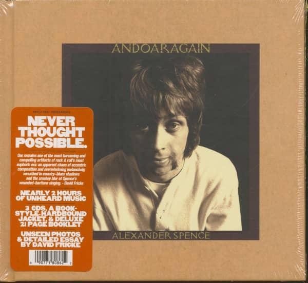 AndOarAgain (3-CD)