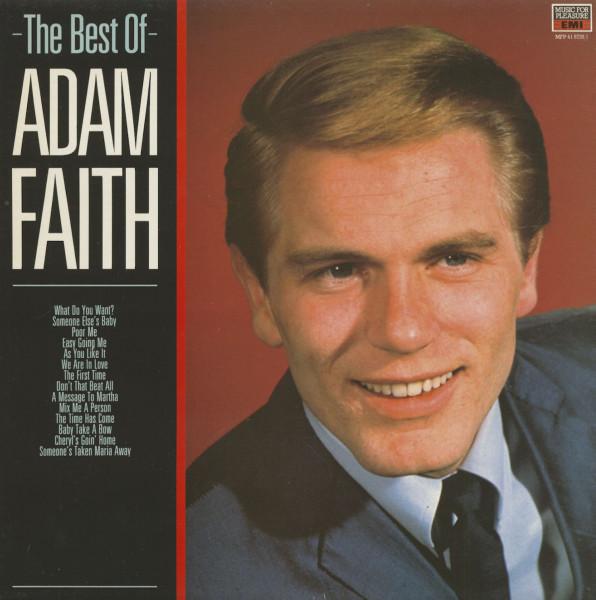 The Best Of Adam Faith (LP)