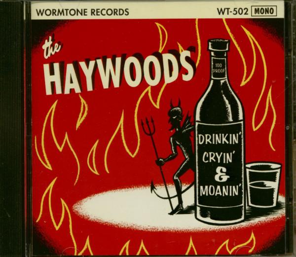 Drinkin', Cryin' & Moanin' (CD)