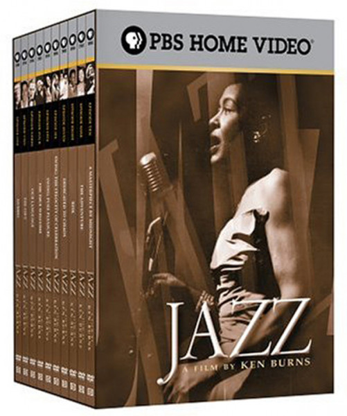 Jazz: A Film By Ken Burns (10-DVD) (1)