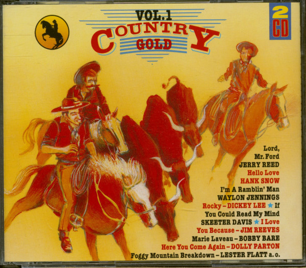 Country Gold - Vol. 1 (2-CD)