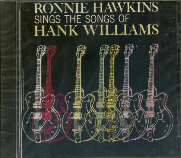 Sings The Songs Of Hank Williams (CD)