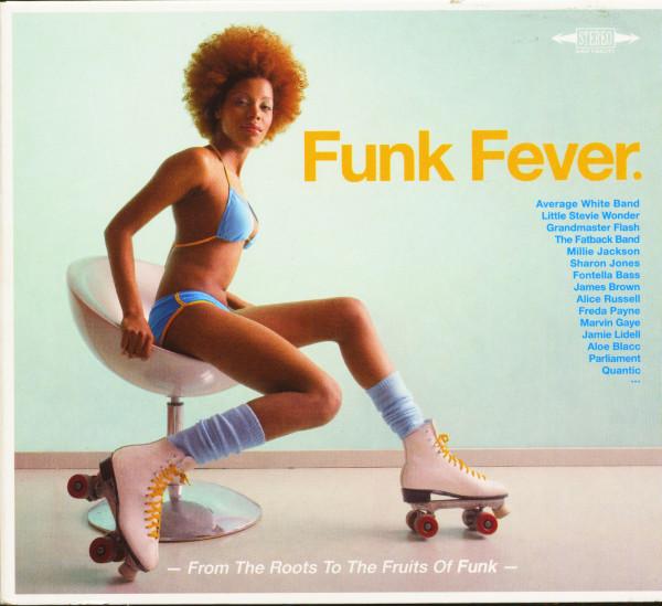 Funk Fever (4-CD)