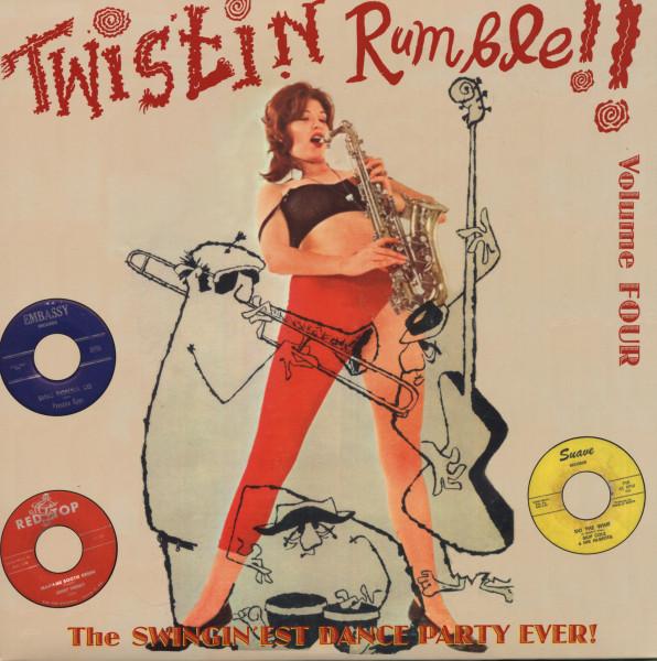 Twistin Rumble! Vol. 4
