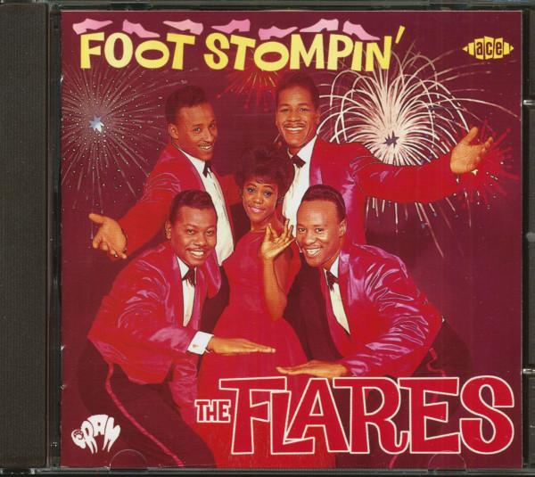 Foot Stompin' (CD)