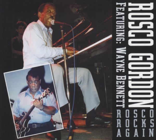 Rosco Rocks Again (Live 1982-91)