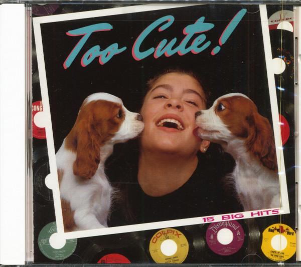 Too Cute! (CD)