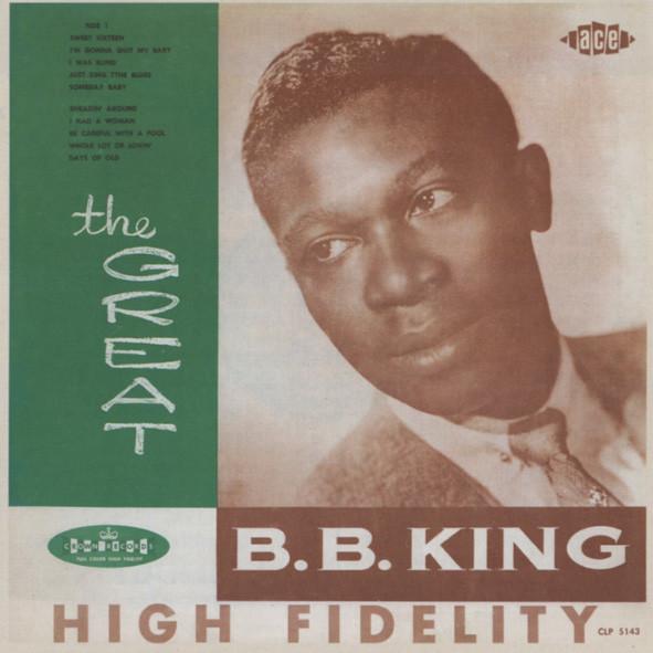 The Great B.B. King