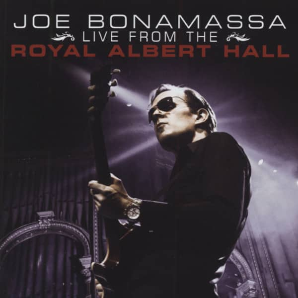 Live From The Royal Albert Hall (2-CD)