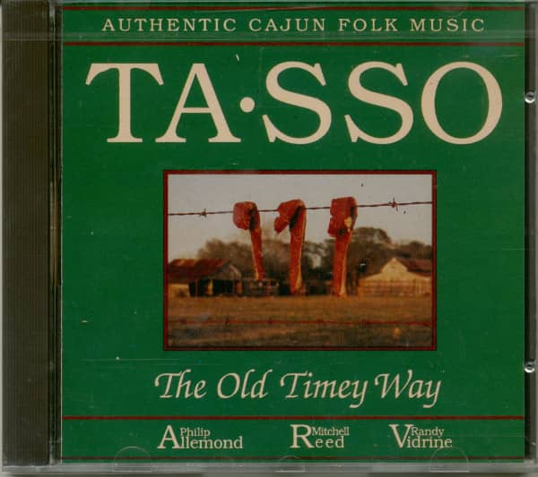 The Old Timey Way (CD)