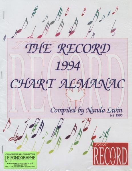Nanda Lwin: The Record Chart Almanac 1994