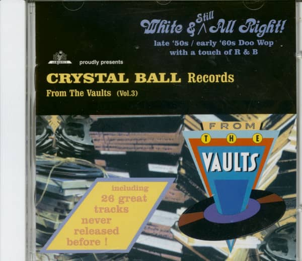 Vol.03, Crystal Ball Records - From The Vaults