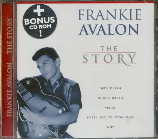 The Story (CD+CD-ROM)
