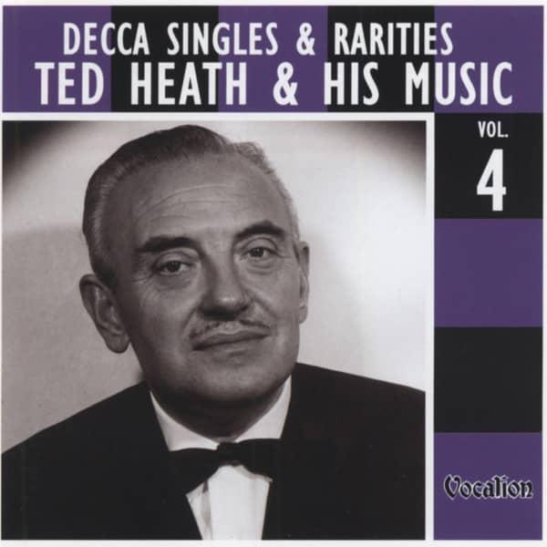 Volume 4 - Decca Singles & Rarities