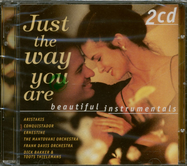 Just The Way You Are - Beautiful Instrumentals (CD)