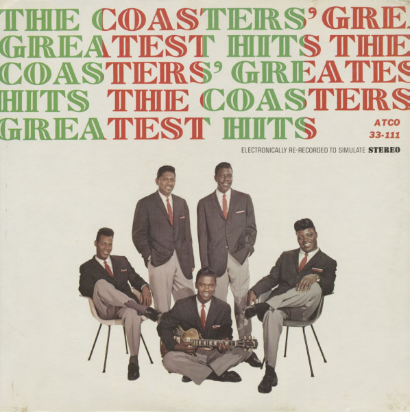 The Coasters' Greatest Hits (LP)
