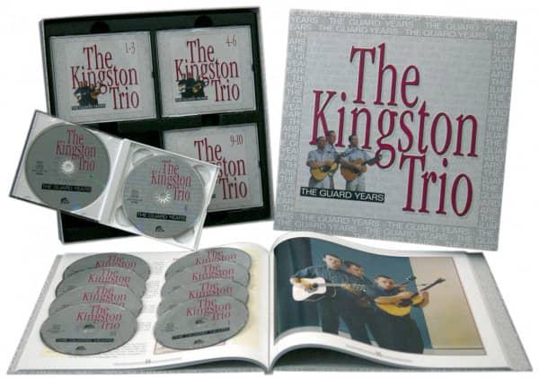 The Guard Years (10-CD Box Set)