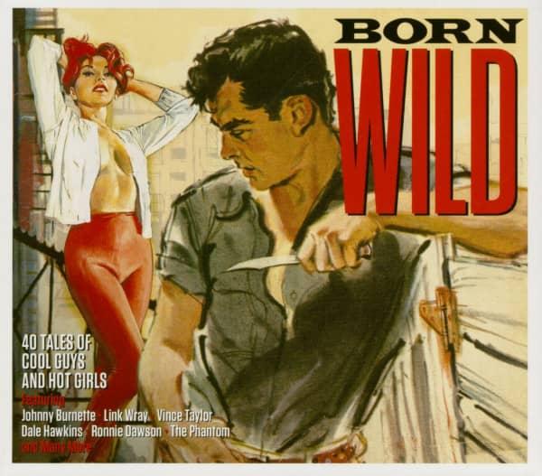 Born Wild (2-CD)