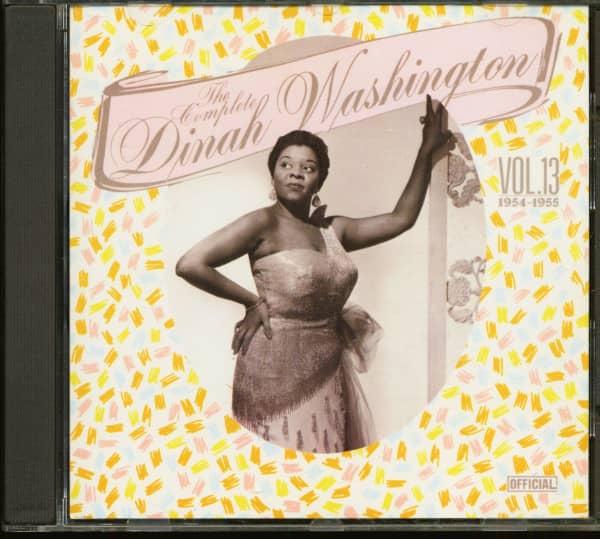 The Complete Dinah Washington Vol.13 (CD)