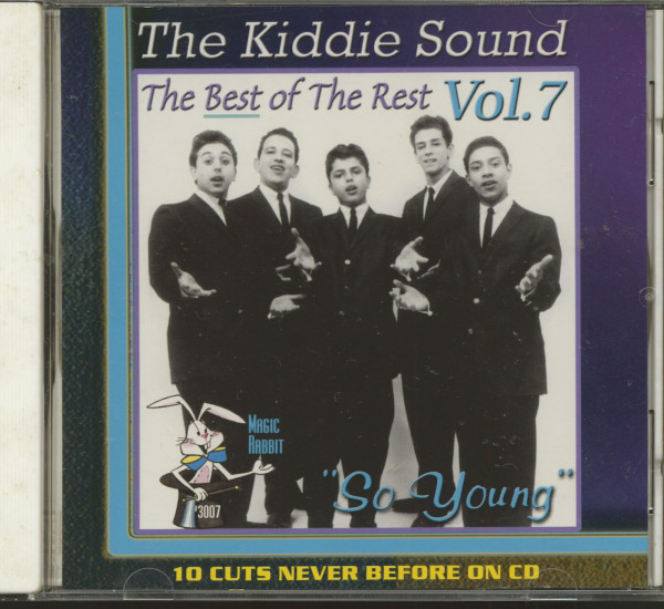 The Kiddie Sound, Vol.7 (CD)