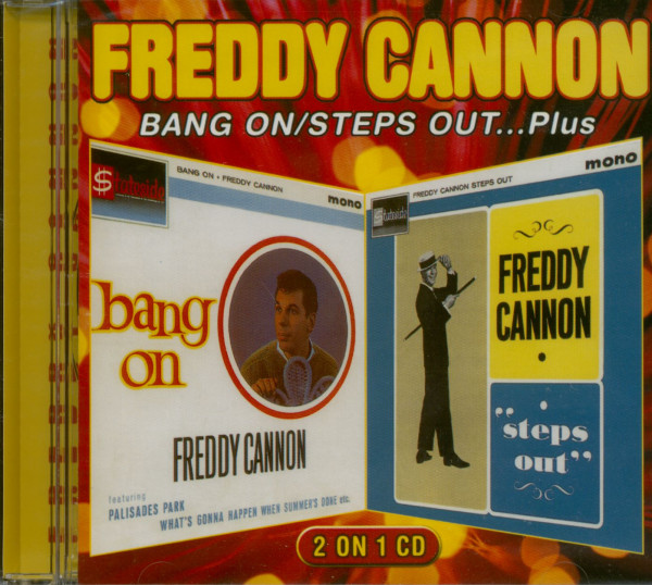 Bang On - Steps Out...Plus (CD)