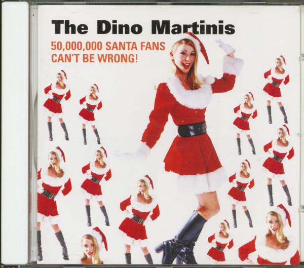 50.000.000 Santa Fans Can't Be Wrong (CD)