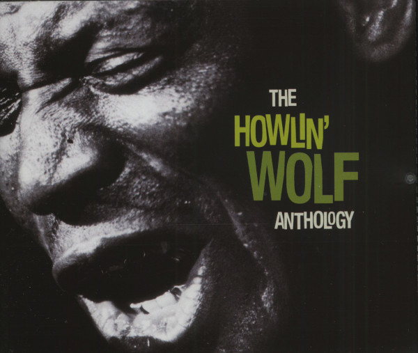 The Howlin' Wolf Anthology (2-CD)