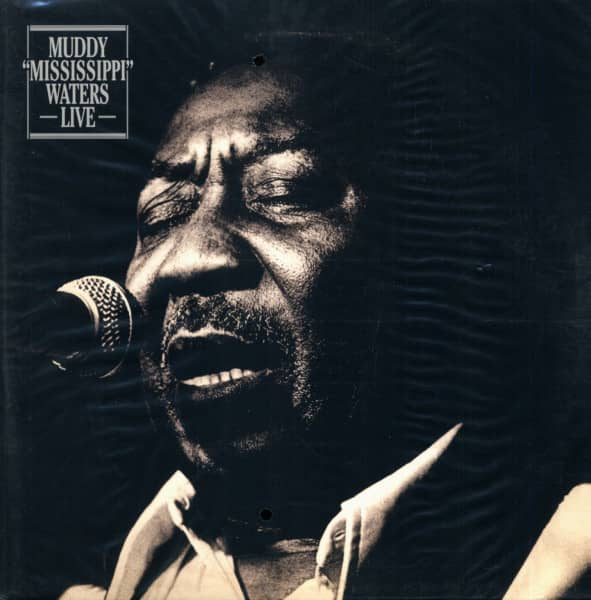 """Muddy """"Mississippi"""" Waters Live (LP)"""
