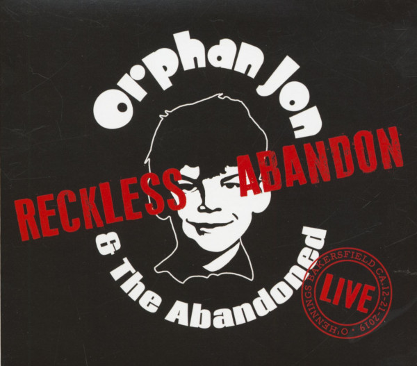 Reckless Abandon - Live (CD)