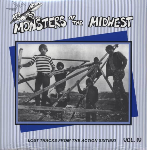 Vol.4, Monsters Of The Midwest