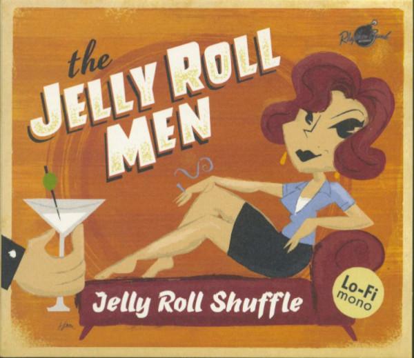 Jelly Roll Shuffle (CD)