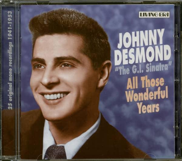 All Those Wonderful Years (CD)
