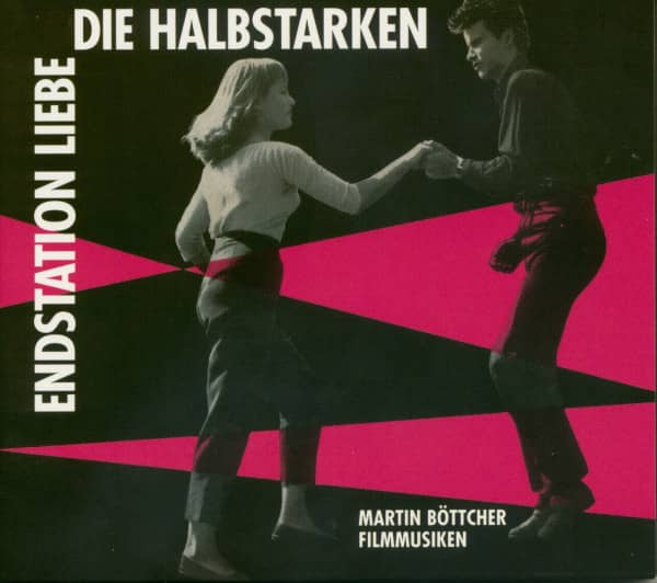 Die Halbstarken (Teenage Wolfpack) - Endstation Liebe (CD)