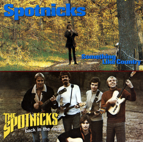 Two Classic Albums - Something Like Country & Back In The Race