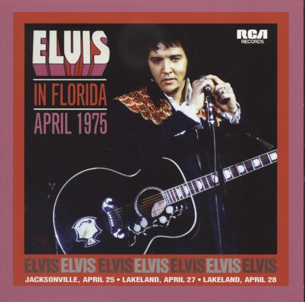 In Florida April 1975 (CD, Deluxe Edition 7inch Gatefold Sleeve)