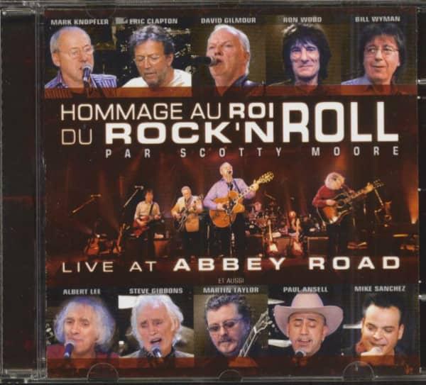 Hommage Au Roi Du Rock'n'Roll - Live At Abbey Road (CD)