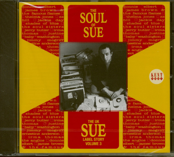 The Soul Of Sue - The UK Sue Label Story Vol.3 (CD)