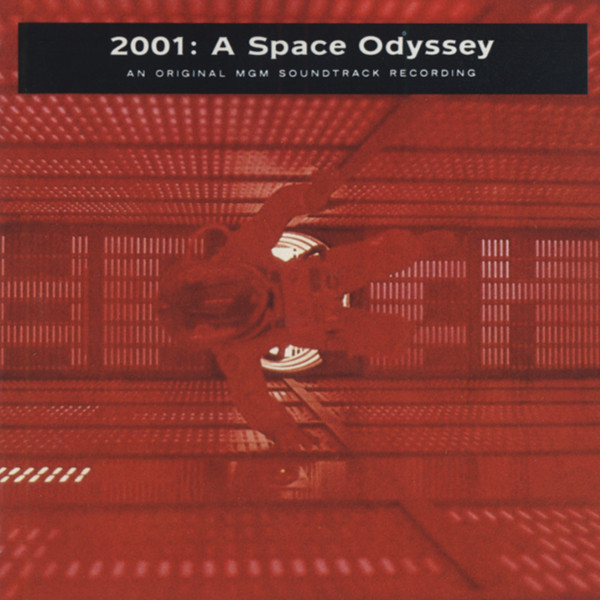 2001 - A Space Odyssey (CD)