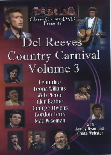 Del Reeves Country Carnival Vol.3