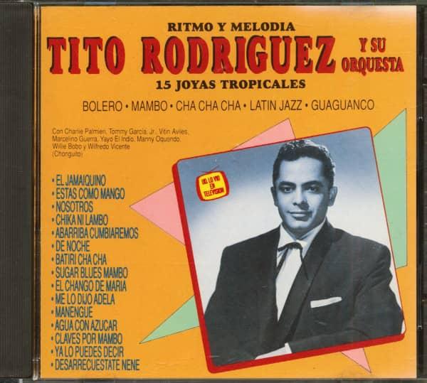 Ritmo Y Melodia - 15 Joyas Tropicales (CD)